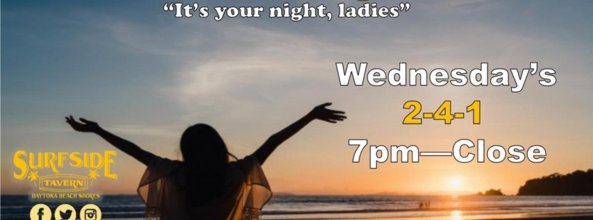 Ladies' Night at Surfside Tavern