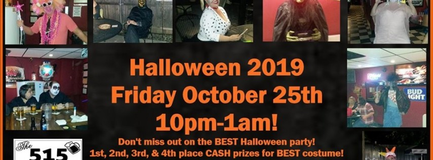 Halloween PARTY 2019!