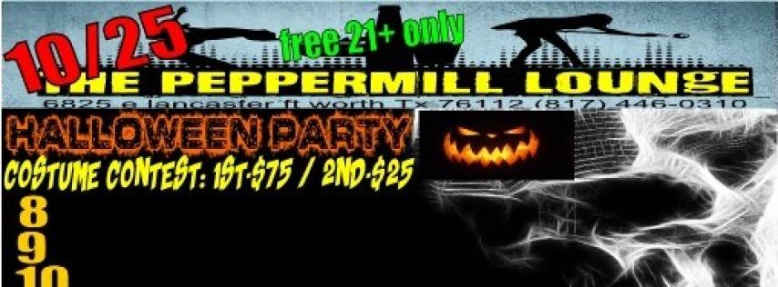 Hornmonger Halloween Party