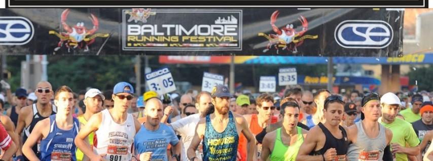 Baltimore Running Festival Training Run