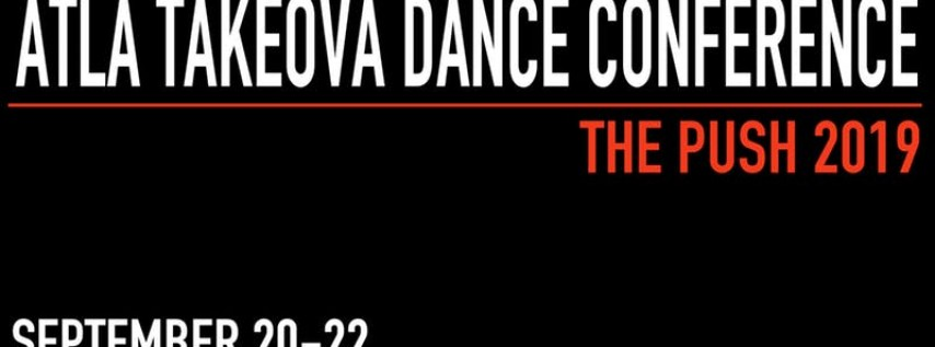 "ATLA TakeOva DANCE Conference ""The Push 2019"""