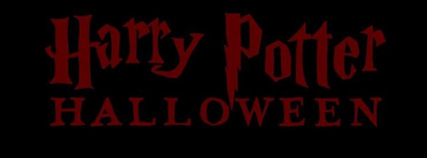 Harry Potter Halloween 2019