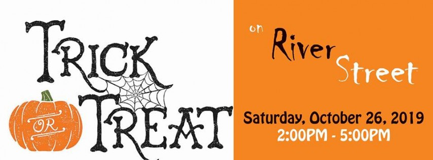 Trick or Treat on River Street