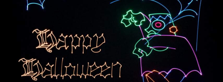 Laser Evenings: featuring Halloween Spooktacular