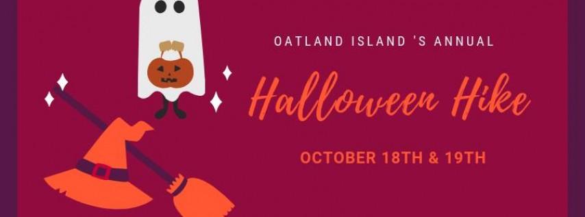 Oatland Island Annual Halloween Hike
