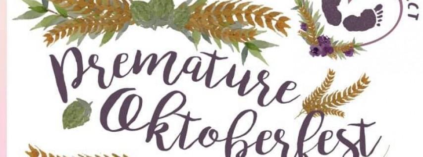 Annual Premature Oktoberfest 2019