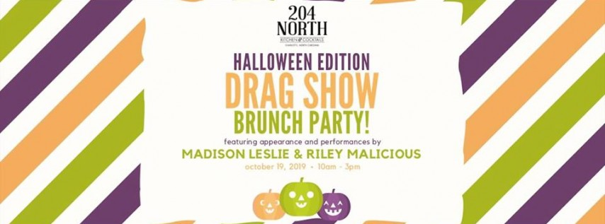 Brunch Drag Show: Halloween Edition