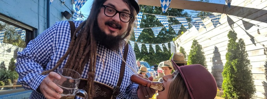 Oktoberfest at The Whale :: Prost!