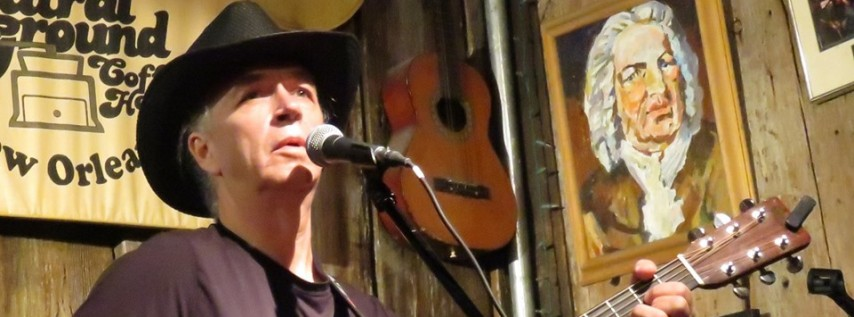 Live Music: Bryan Toney and Friends