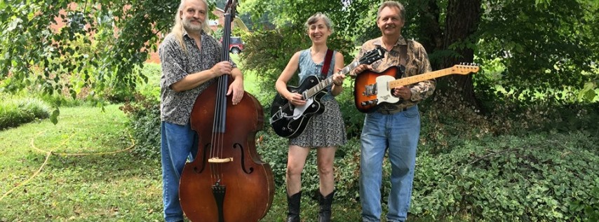 Mystery Hillbillies at Lost Province Brewery