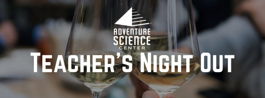 Teacher's Night Out, a free teacher appreciation event