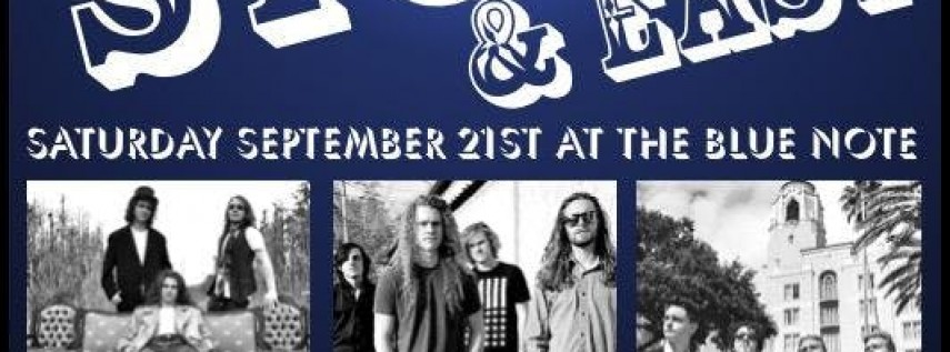 SICK, STONED & EASY: Featuring SICK HOT, STONEGREY Special Guests--SPEAKEASY