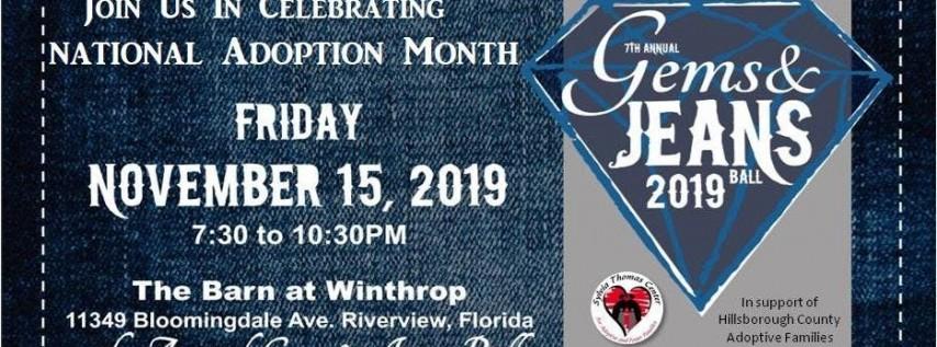 Gems & Jeans Ball - Seventh Annual