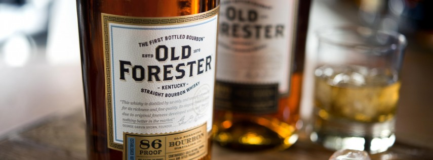 Old Forester Mixology Class & Tasting