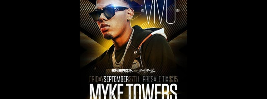 Myke Towers Live In Concert Inside Rumba Room Live