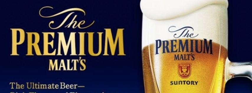Suntory Beer & Samurai Performance