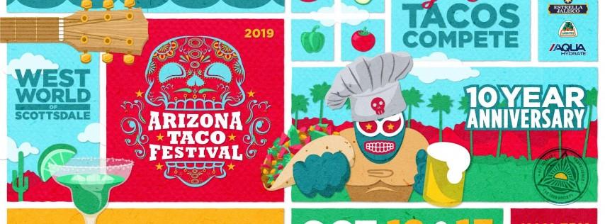 The 10th Annual Arizona Taco Festival