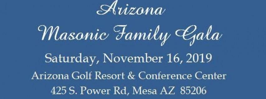 Arizona Masonic Family Gala