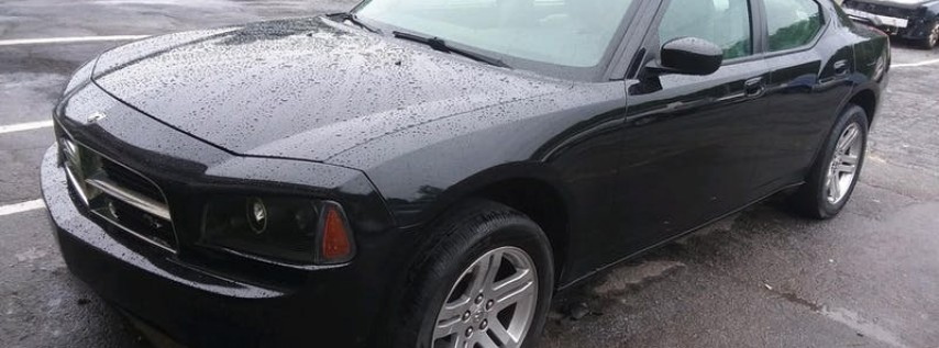Dodge Charger Giveaway