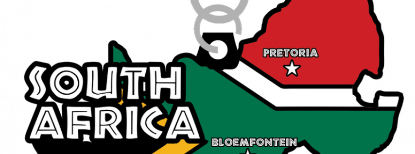2019 Race Across South Africa 5K, 10K, 13.1, 26.2 -Atlanta