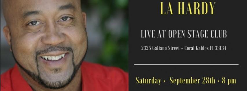 Have-Nots Comedy Presents LA Hardy