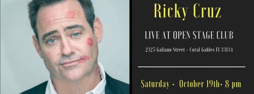 Have-Nots Comedy Presents Ricky Cruz