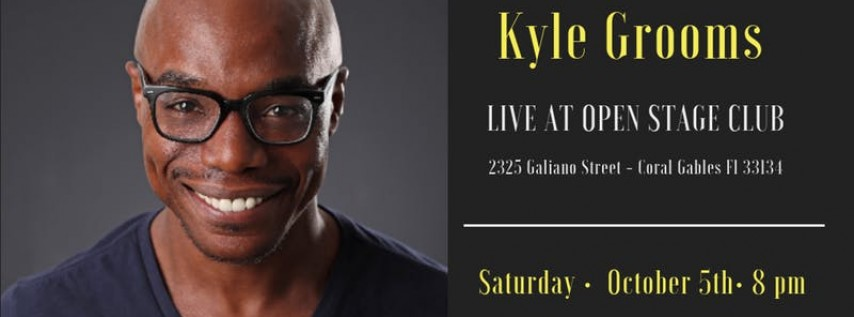 Have-Nots Comedy Presents Kyle Grooms