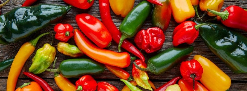Demo: Different Types of Chilies