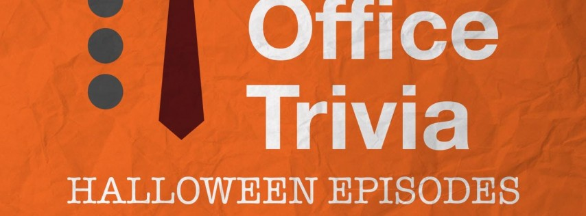 The Office Trivia: Halloween Episiodes