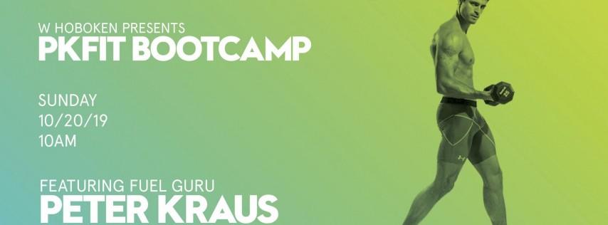 PKFit Bootcamp ft. Peter Kraus