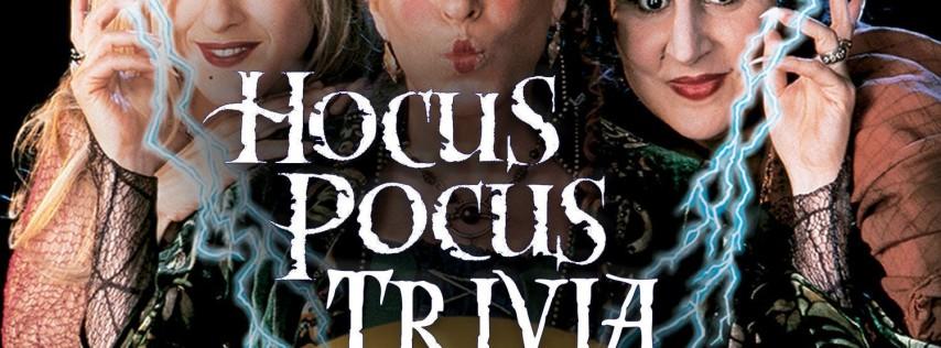 Hocus Pocus Trivia & Costume Contest!