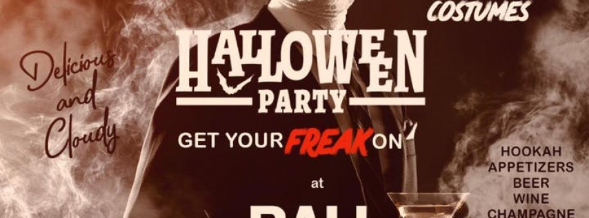 Halloween Party (Get Your Freak On)