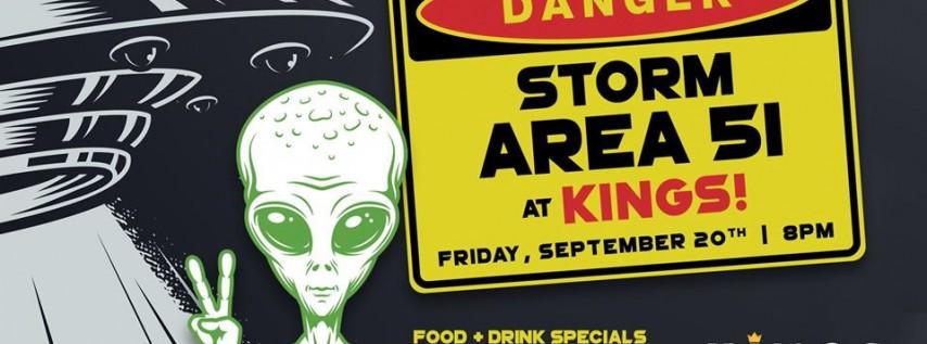Crash Area 51 at Kings Doral
