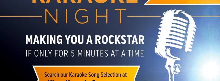 Karaoke Night at Kings Doral