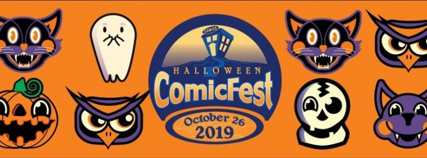 Halloween Free Comic Day and Party!