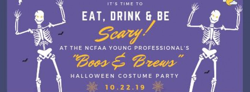 """Boos and Brews"" Halloween Costume Party"