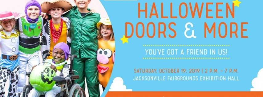 Halloween Doors & More