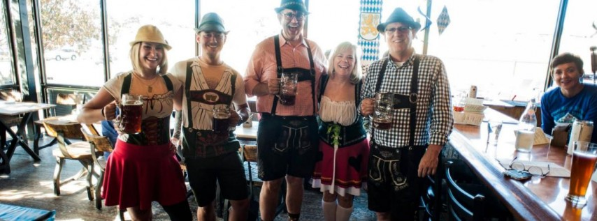 Copper Kettle Oktoberfest 2019
