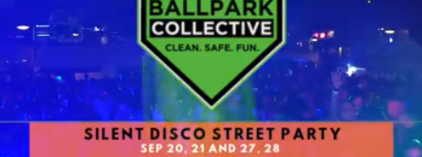 Silent Disco Street Party at Oktoberfest | Sep 20, 21, & 27, 28