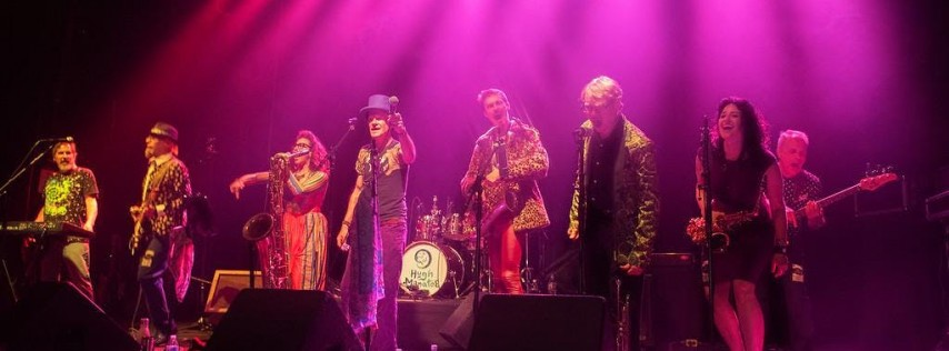 Funk'n Soul Halloween w/ Moonglade & The Pamlico Sound