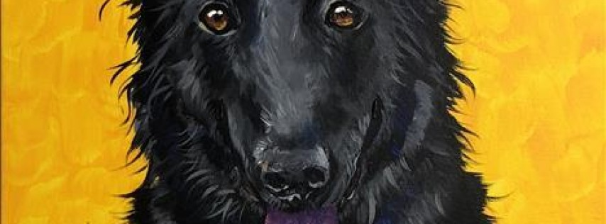Paint Your Pet! - Painting with a Twist