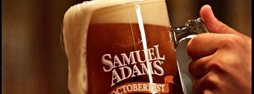 Oktoberfest Beer Challenge by Sam Adams Oktoberfest