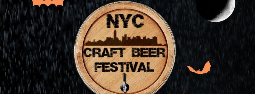 NYC Craft Beer Festival - Halloweekend Harvest 2019 - Session 3