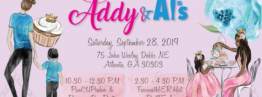 Addy & Al's P.O.P Up Party - Party On Purpose