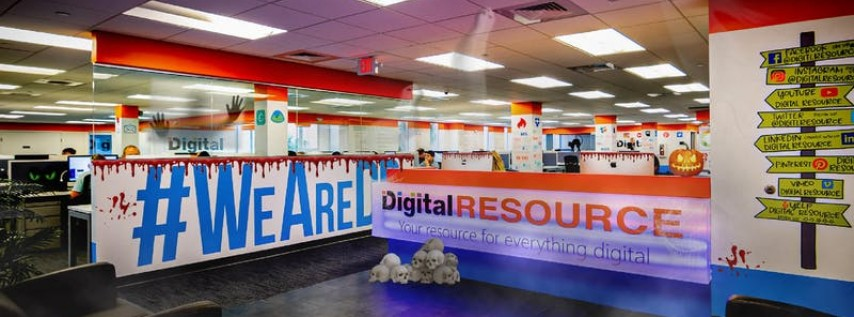 Digital Resource's Night of the Living Networkers Part II