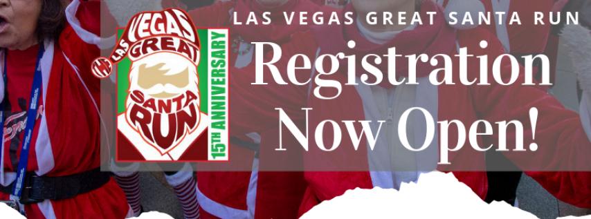Las Vegas Great Santa Run - 15th Anniversary