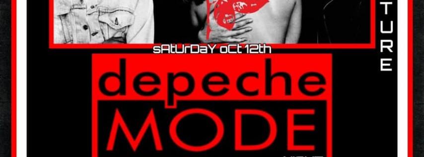 Depeche Mode night + New Wave at Thr3e Punks