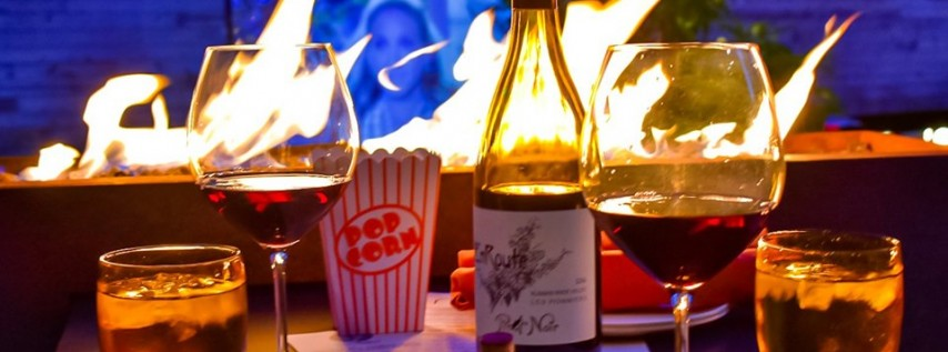 Uncorked and Movie Under the Stars