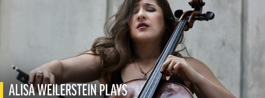 Alisa Weilerstein Plays Bach's Cello Suites