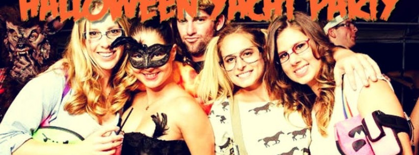 Halloween Yacht Party | Spirits & Booze Cruise